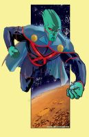 My Favorite Martian by KR-Whalen