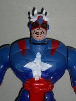 japanese captain america action figure 03 by ztenzila