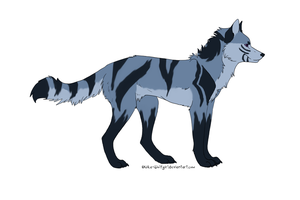 Point Adopt Wolf 7 CLOSED by DappleFeather