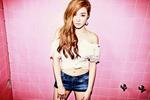 Tiffany [Girls' Generation - TTS] Comeback by LuannaMaria