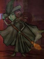 Wicked Project - Elphaba by Beansie