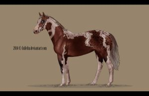Horse Design Auction #1 ENDED by Jullelin