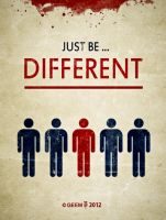 Be Different by Geem-GRFX