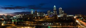 Charlotte, NC by MarcAndrePhoto