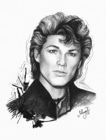 Morten Harket by MaryTL