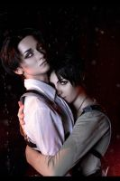 Levi and Eren by Grimmjou