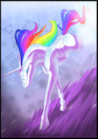 + Robot Unicorn attack + by Helixel