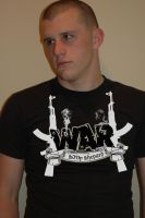War Is My Shepard Shirt by TheCaptainSteve