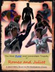 Super Romeo and Juliet Poster by OrionSTARB0Y