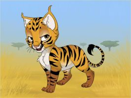 Lily The Tiger by Sero-Cheat