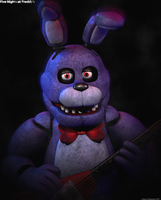 FNAF 1 - Bonnie the Bunny by GamesProduction
