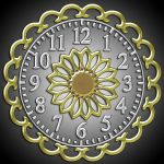 Clock face 3 by koolprincein