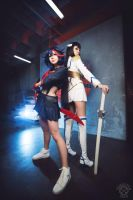 KiLL la KiLL by sato-mi