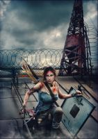 Tomb Raider 2013 by LauraCraftCosplay