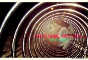 picture with circles by MahoneyCZ