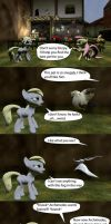 Derpy Finds a Pet by MeltingMan234