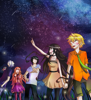 [Contest entry] The skies unfold before our eyes by kiveh-chan