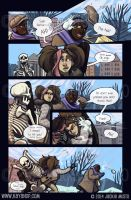 Kay and P: Issue 14, Page 14 by Jackie-M-Illustrator