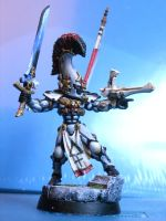 Eldar Dire Avenger Exarch 1 by Dysturbed7