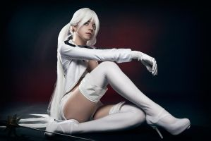 White Rock Shooter Cosplay by YtkaMatilda