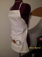 Adventure Time Cake the Cat Apron by heythere-hithere