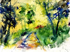 watercolor 318012 by pledent