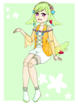DTA Entry: Flowers of Spring by mintae-chii