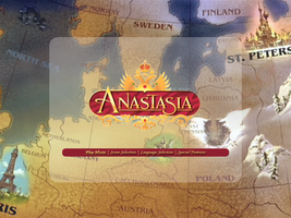 Anastasia DVD Main Menu by TheQuietWriter
