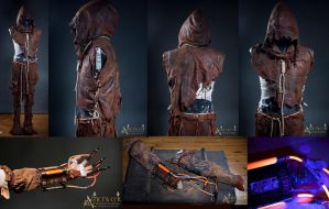 Custom Made : Complete ScareCrow Costume by Aetherwerk