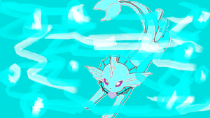 Eevee evolution Auction Vaporeon by ShadowUkelover