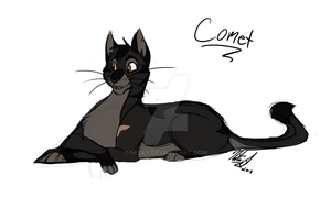 -Entwined- Comet Concept by Nicay