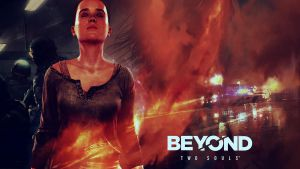 Beyond: Two Souls - Wall 1 by mattsimmo