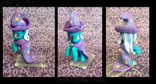 Trixie- rearing by NewGrayMare