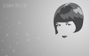 Louise Brooks - uncolored by Fritters