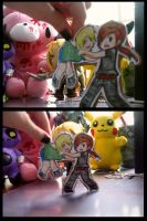 Paper Children- Al and Chelsea by Mrs-Elric-613