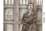 The 9th Doctor by Bungle0