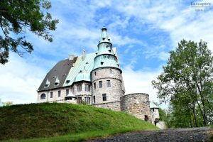 Castle in Thuringia (Germany) by Luxcapere