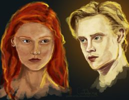 Fire and Ice by gaunt-ariita