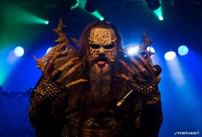 Lordi V by Mariusart