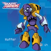 tf animated huffer by ninjha