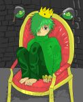 +Angry Birds+ King pig by cheshire-cat123