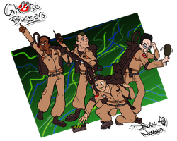 GhostBusters by drockNation