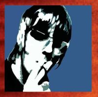 Liam Gallagher Painting--49.00 by Hodgy-Uk