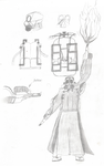 Incinerator Concept Sketches by BlackHoleInAJar