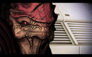 ME3 Wrex 3 by chicksaw2002