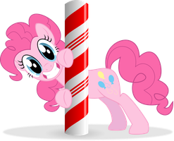 Pinkie Pie Pole by BlackGryph0n