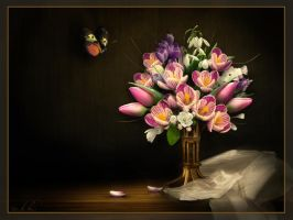 Flowers by Galchi