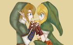 Link and Linkle by Sook-Yon9210