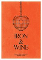 Iron and Wine by Process-junkie