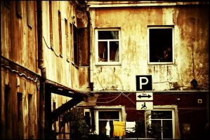 parking by unspent